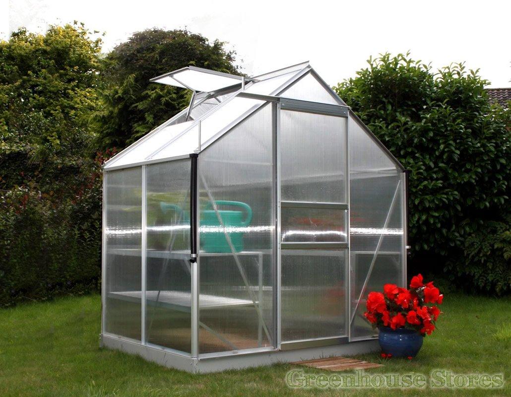 Grow Master 8x6 Greenhouse Greenhouseblog Co Uk